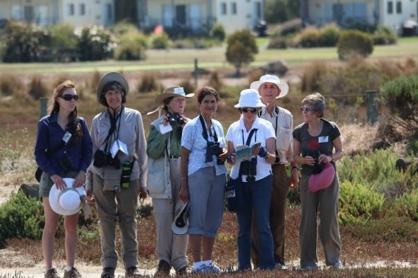 Happy participants (Photographer: Ron Garrett)
