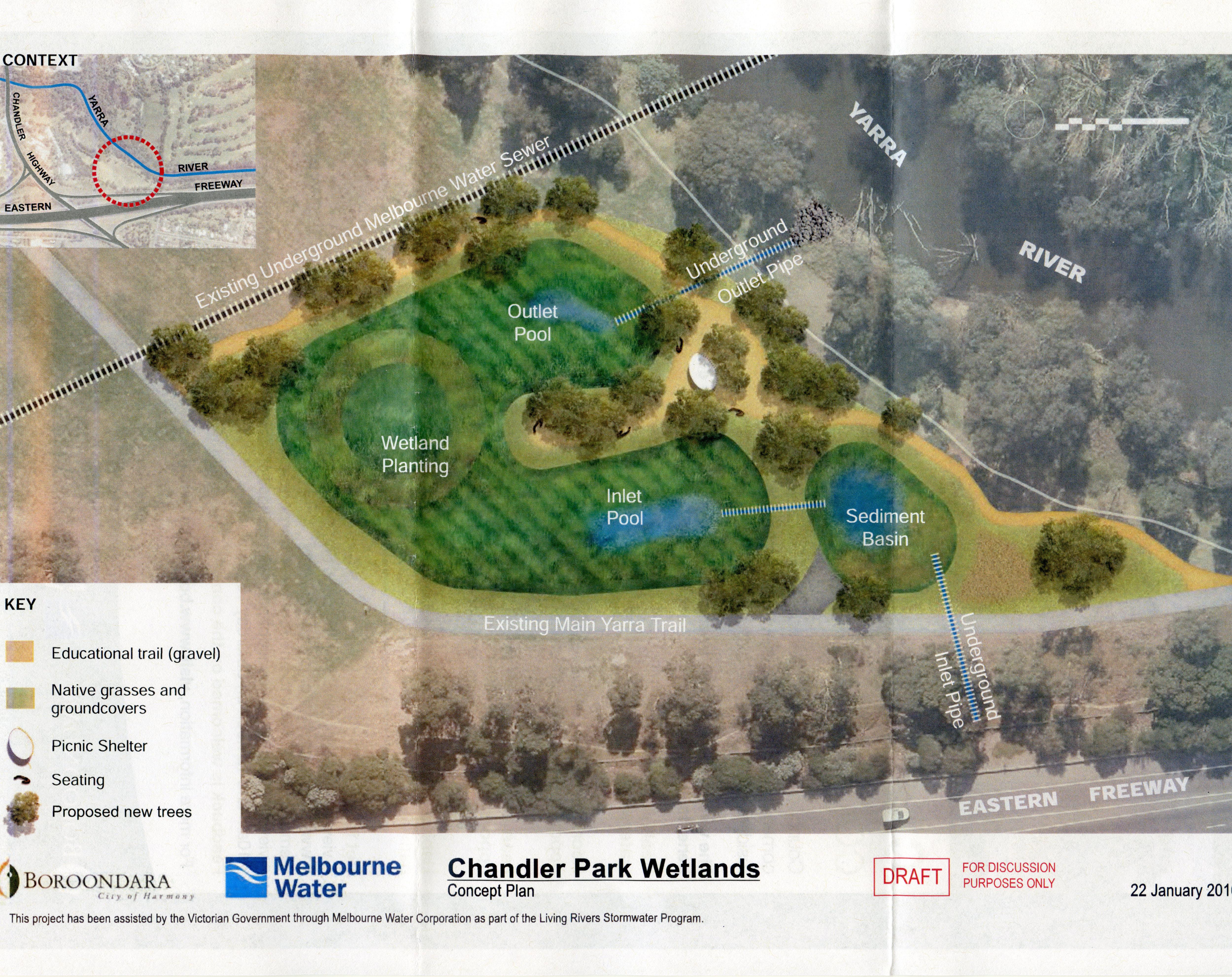 Chandler Wetlands No 4